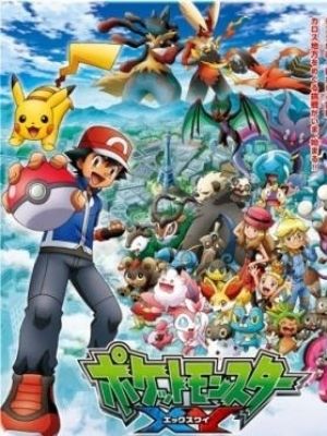 Pokemon Xy - 2013